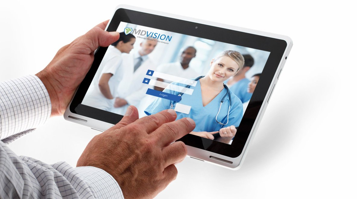 Patient Check In App for iPad | Best iPad EMR and EHR App | MDVision