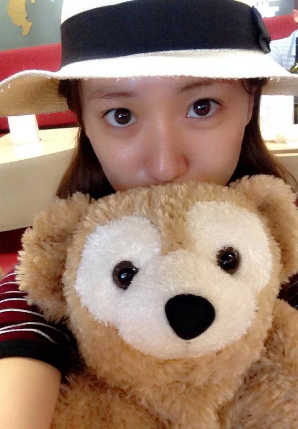 Twitter / Oshima__Yuko : また旅に出ます。 この子連れてくよー #duffy #どこ行 ...