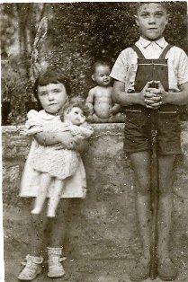 De belles Photos 1922 et 1941 poupées anciennes - Poupees Poupons de  Maryvonne