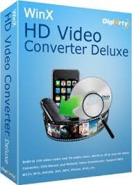 WinX HD Video Converter Deluxe 5 Crack Full With License