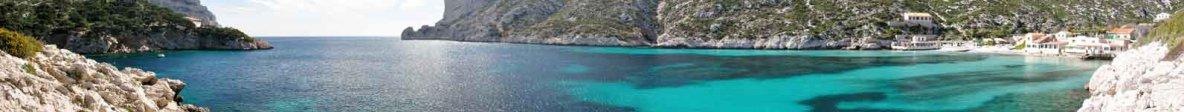 Calanques de Marseille et Cassis