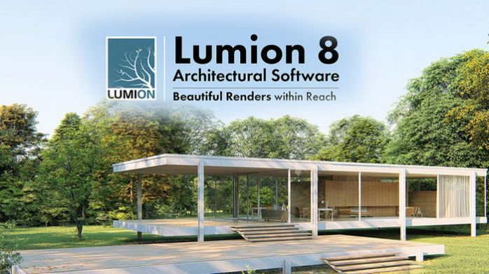 Lumion Pro 8.3 Crack Patch Free Download