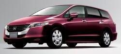 автомобиль: Honda Odyssey/Хонда Одиссей