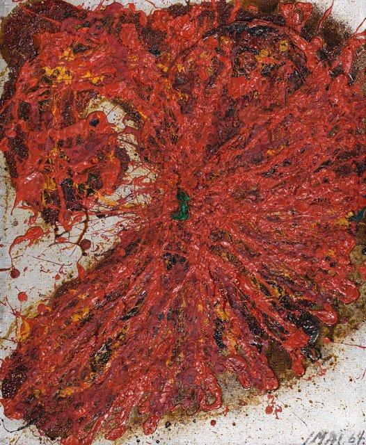 Exposition Art Blog: Toshimitsu Imai - Japanese Abstract Art