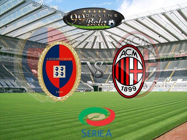 Prediksi Cagliari Vs AC Milan 29 Mei 2017