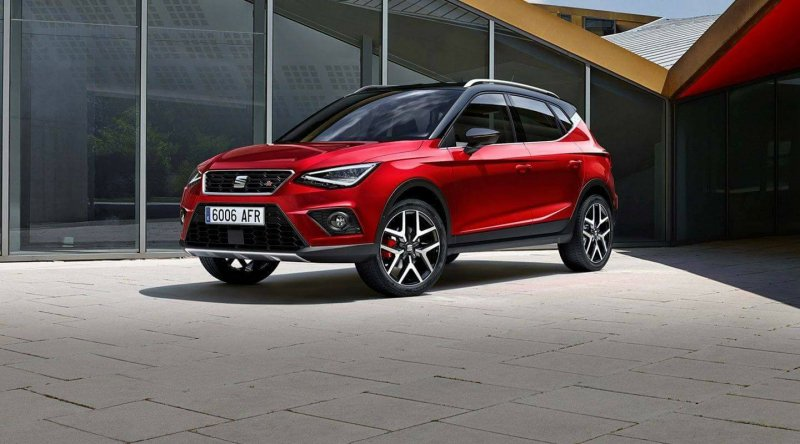 SEAT Arona has everything it needs to take the SUV segment by storm