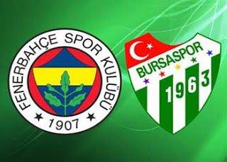 Fenerbahçe Bursaspor Maçı Canlı İzle 10 Mart 2013