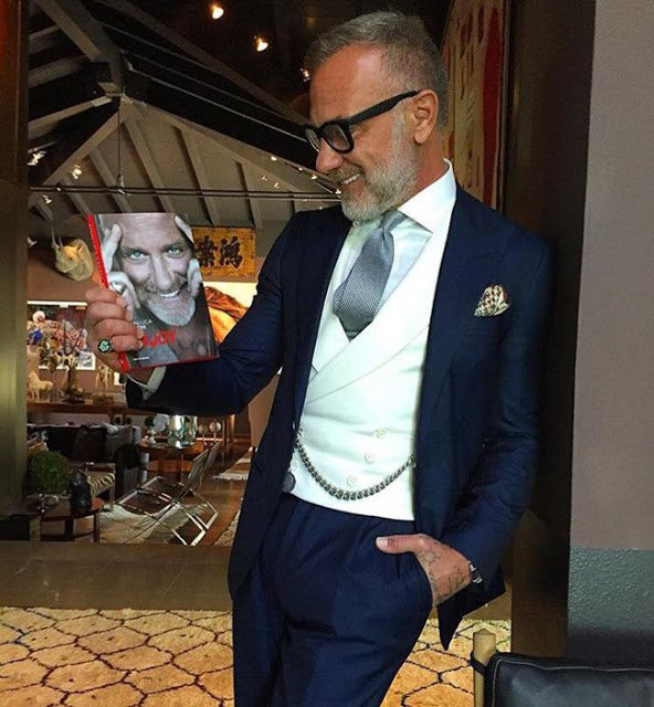 STAR PEOPLE CROWN: GIANLUCA VACCHI AN ENTREPRENEUR AND FINANCIER