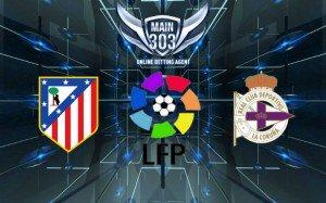 Prediksi Atletico Madrid vs Deportivo La Coruna 30 November