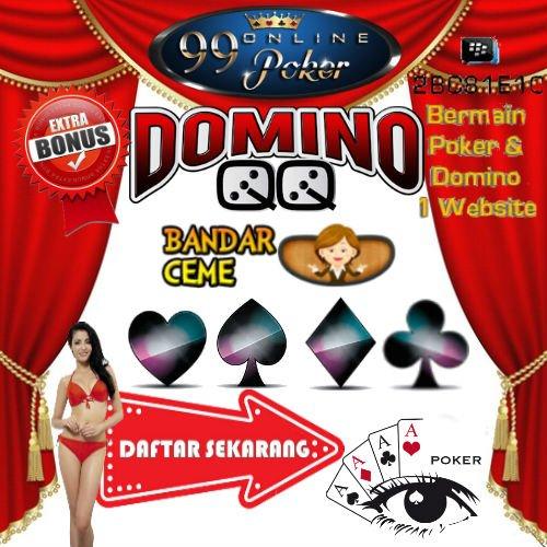 Agen Domino online Terbaik dan Terbagus