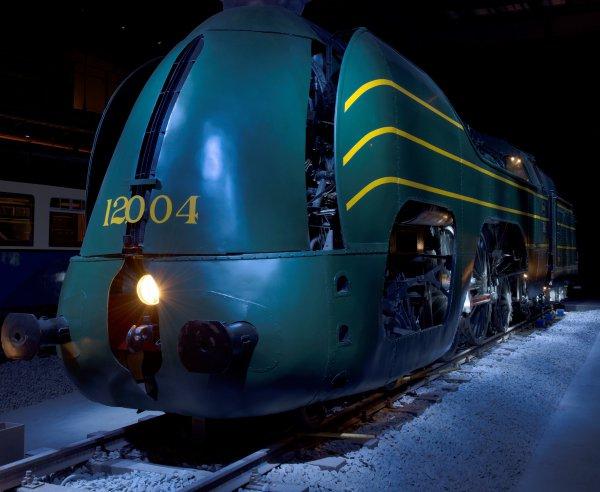 Home - Train World
