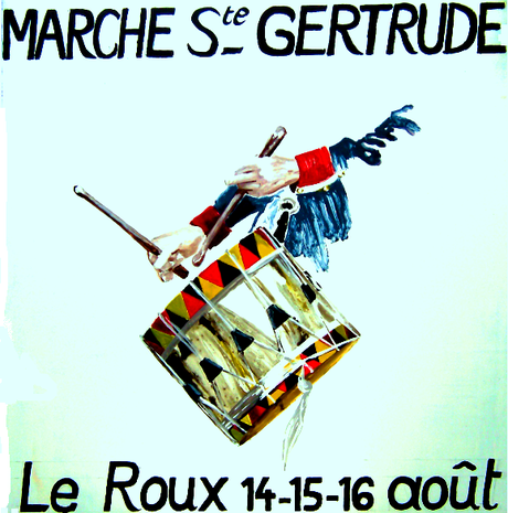 je serait absent du 14 au 16 aout inclus marche saint gusdrude as l...