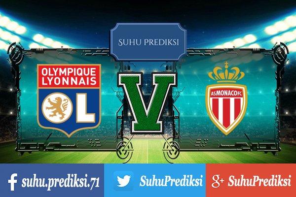 Prediksi Bola Olympique Lyonnais Vs Monaco 11 Oktober 2017