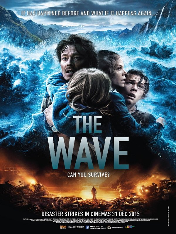 The Wave en streaming.