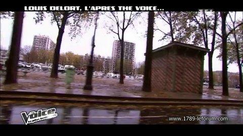 Vidéo The Voice - Louis Delort (1789) - Musique