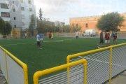 Deux stades Matico pour les jeunes du quartier La Bremer . (Par Mohamed Ghalouni).