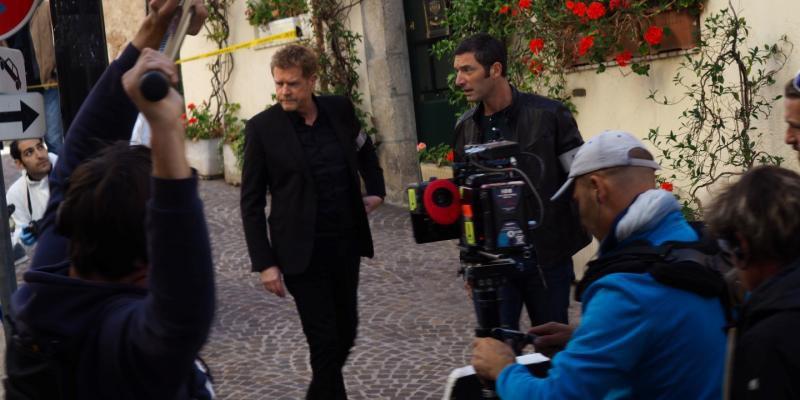 Section de recherches a posé ses caméras à Cannes