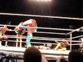 Rey Mysterio vs. Sin Cara in battle royal | HD |
