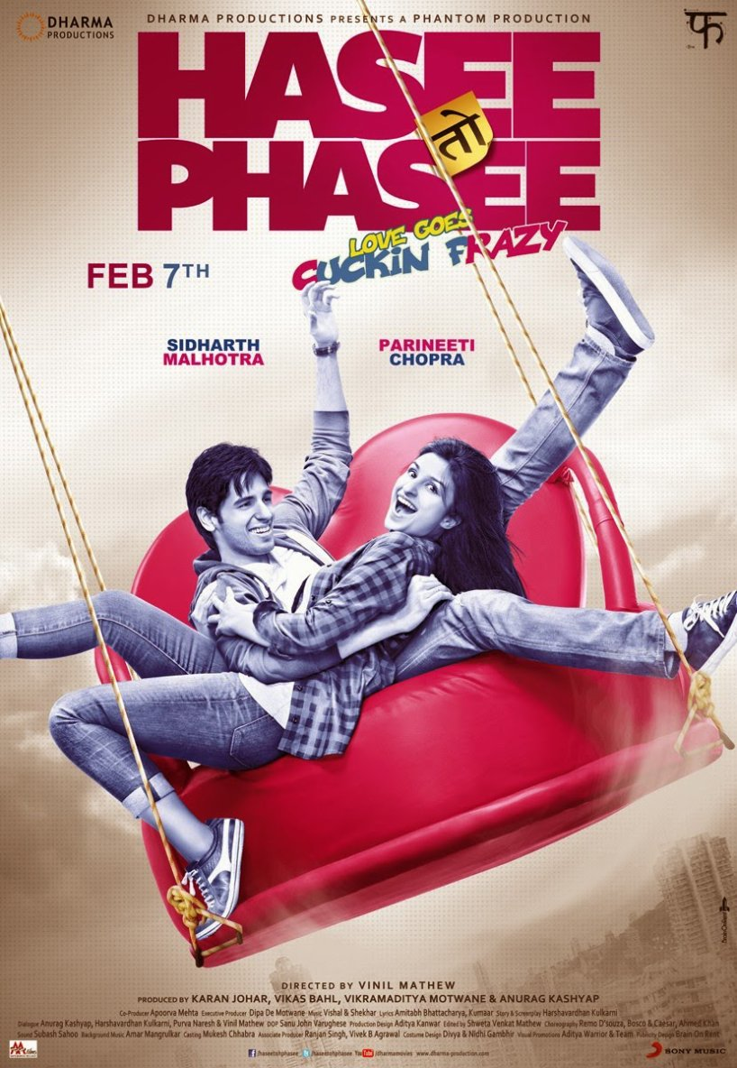 Hasee Toh Phasee 2014 - Watch Hindi Movies Online Free