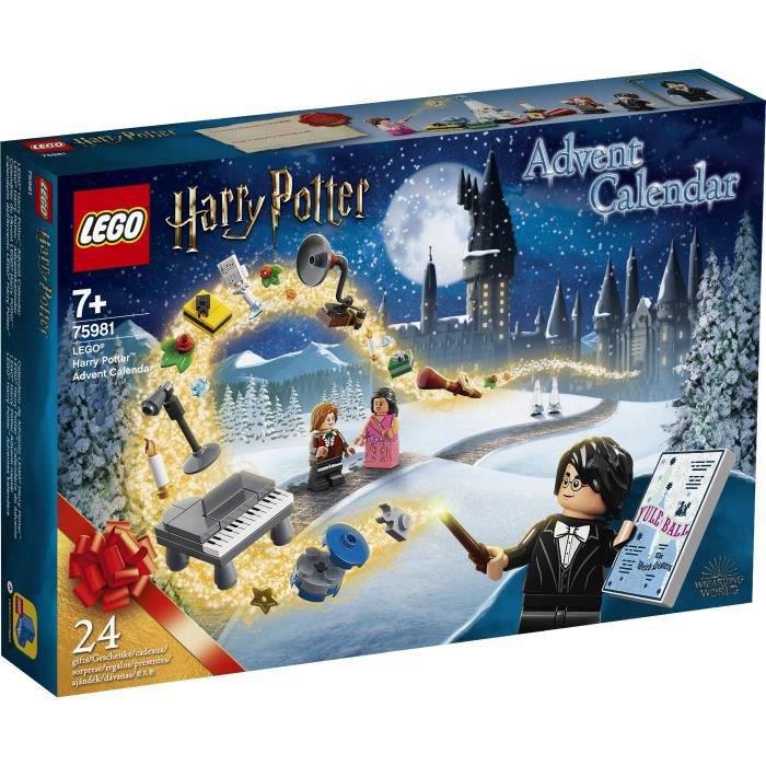 3 calendriers de l'avent Harry Potter à gagner - Santecool