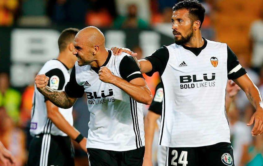 Valencia sukses kalahkan Celta Vigo dengan skor tipis 2-1