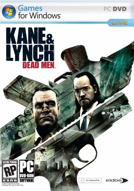 [VD] Kane & Lynch Dead Men - 2007 - PC