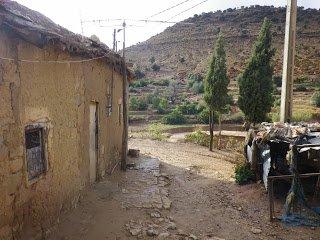 el mohmal المهمل: بيوت من تراب