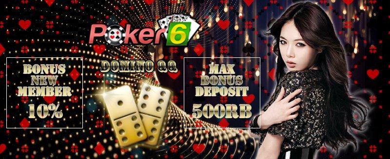 Agen Judi Domino Poker Indonesia Terpercaya