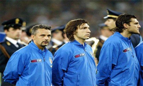 Italia Tak Punyai Kemampuan Pemain Seperti Pirlo atau Roberto Baggio