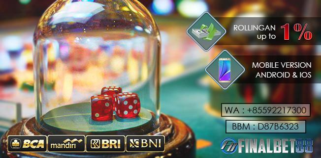 Daftar dan Cara Bermain Judi Online Sic Bo | Agen Casino Finalbet88