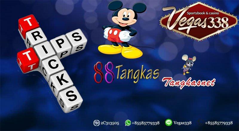 Trik Jitu Menang Main Mickey Mouse Online