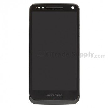 Motorola Electrify M XT901 LCD Screen and Digitizer Assembly with Frame