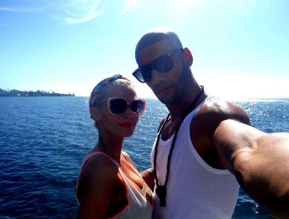 Les hommes de la télé réalité: Le couple Xavier et Tatiana a visiblement survécu à l'île des vérités !
