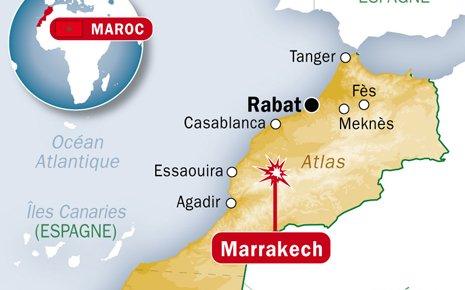 Quarante-deux morts dans le plus grave accident d'autocar au Maroc - RTL.fr