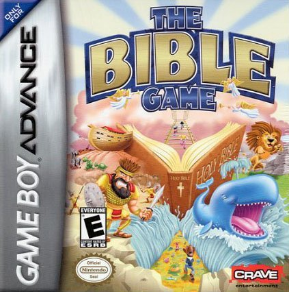 [VD] Bible the game - 2005 - GBA