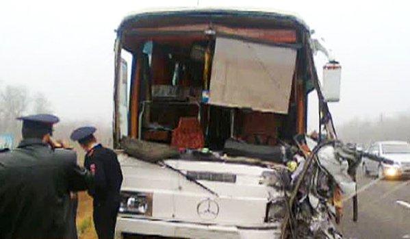 Un accident d'un bus avec des enfants en Russie a fait 4 morts