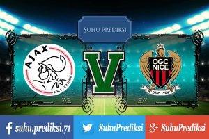 Prediksi Bola Ajax Vs Nice 3 Agustus 2017