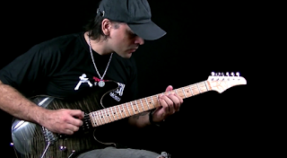 Dallton Santos - guitarist I Official Website: Practicing new song