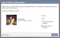 Inacceptable ! • Facebook demande à ses membres de dénoncer les pseudonymes | CHRONYX 4 CHANGE : un autre monde est possible !