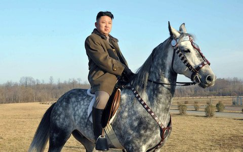 Kim Jong-un is not crazy but a 'rational actor', CIA officials state