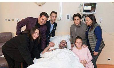 ملك المغرب محمد السادس يخضع لعملية على قلب : - حالة فريدة