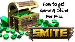 how to get free gems in smite