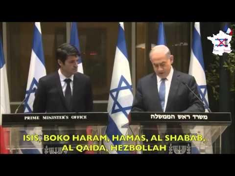 Netanyahu déclare la guerre à l'Islam ! [Vidéo]
