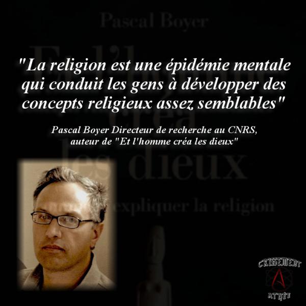 La religion est-elle une épidémie mentale ?