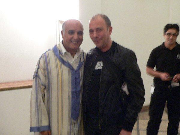 Mario Scolas présente Abderrahim Souiri