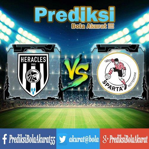 Prediksi Bola Heracles Vs Sparta Rotterdam 15 Desember 2017