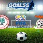 Prediksi Skor Nigeria vs Zambia 7 Oktober 2017