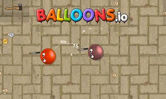 Balloonsio - Play balloons.io multiplayer online - RimSim Games