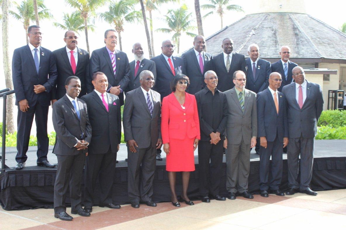 Antigua and Barbuda Participates in the conference of CARICOM Heads of State & Government | Caribarena Antigua and Barbuda