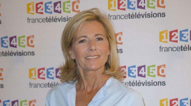 Claire Chazal, qui a été en couple avec un homme plus jeune qu'elle, s'exprime sur les Macron
